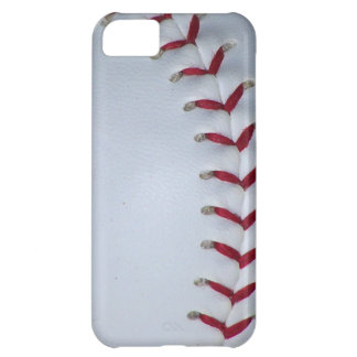 Baseball Stitches Cover For iPhone 5C