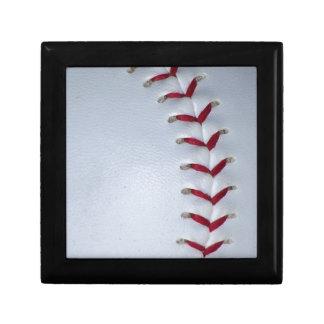 Baseball Stitches Jewelry Boxes
