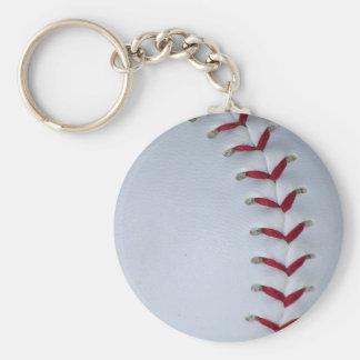 Baseball Stitches Keychains