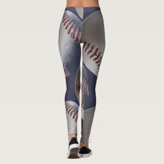 Baseball Stitches Leggings