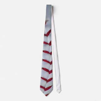 Baseball Stitches Neck Tie