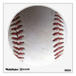 Baseball Stitches Room Stickers
