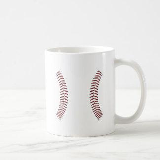 Baseball Stitching Coffee Mug