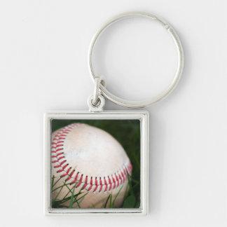 Baseball Stitching Key Chains