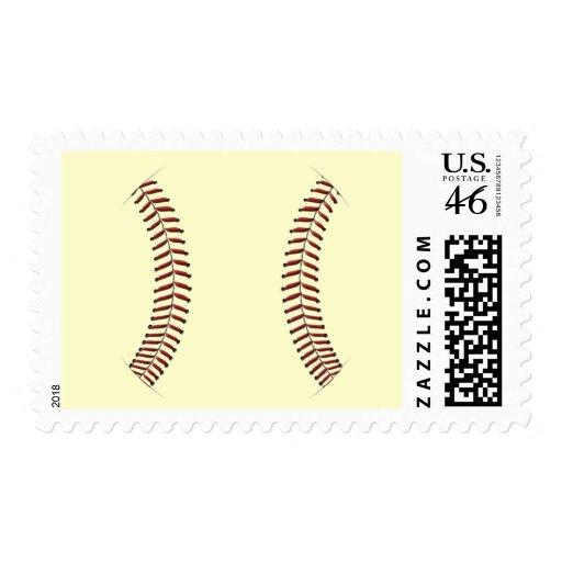 Baseball Stitching Postage