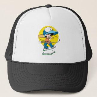 Baseball Strike Three! Trucker Hat
