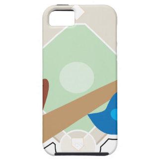 Baseball Stuff iPhone SE/5/5s Case