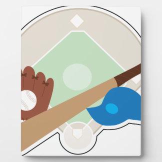 Baseball Stuff Plaque