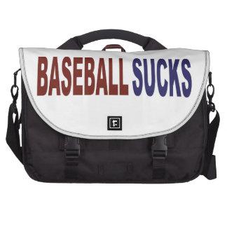 Baseball Sucks Commuter Bag