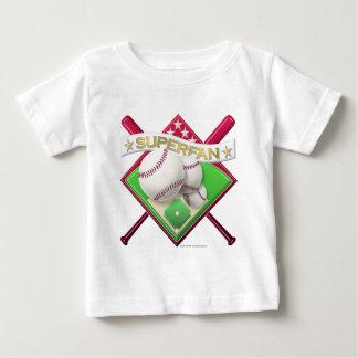 Baseball Superfan Baby T-Shirt