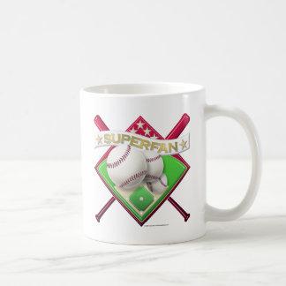 Baseball Superfan Coffee Mug