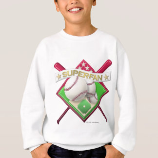 Baseball Superfan Sweatshirt