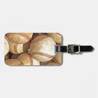 Baseball Tag For Luggage