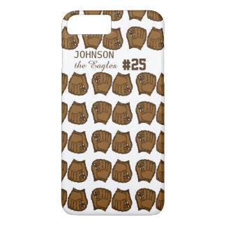 Baseball team custom mitt iPhone 8 plus/7 plus case
