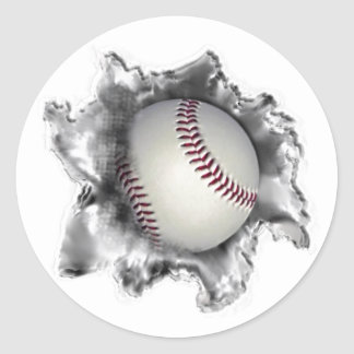 baseball team stickers