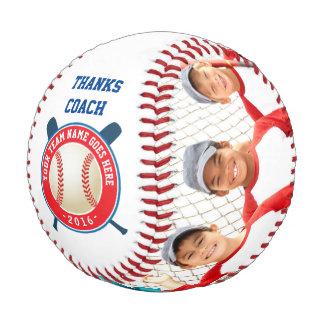 Baseball Team Thank You Coach or Custom Text