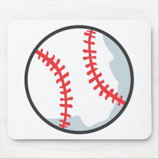 Baseball Tee Shirts - Custom Baseball Cartoon Tees Mousepads