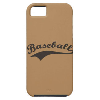 Baseball Text iPhone SE/5/5s Case