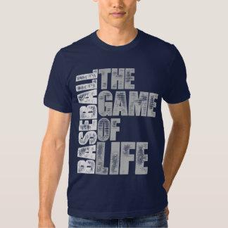 Baseball - The Game of Life T-Shirt