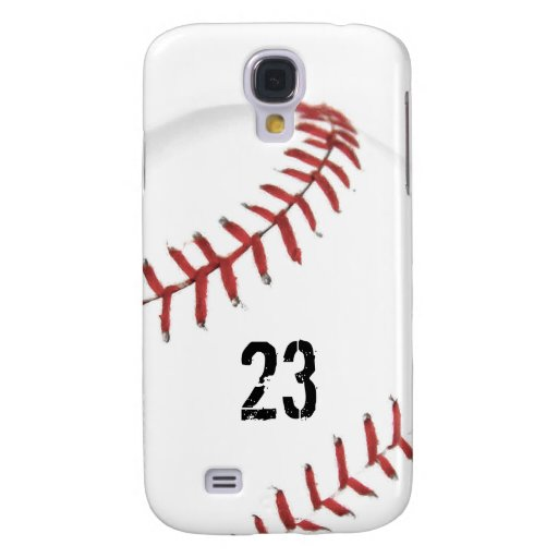 Baseball Theme 3 Samsung Galaxy S4 Cases