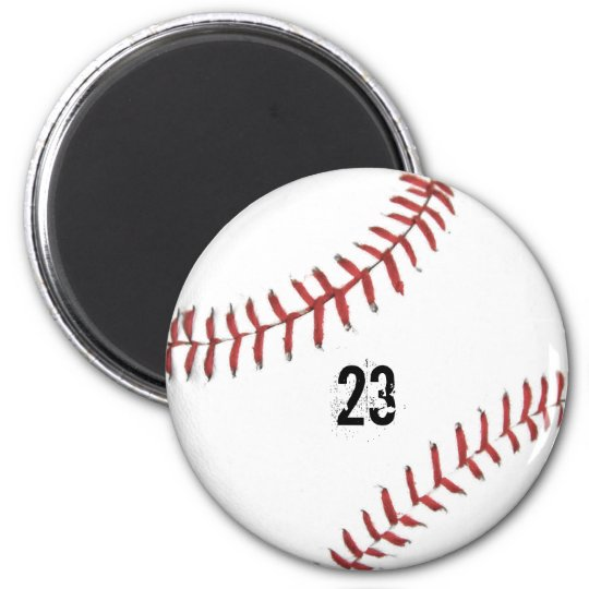 Baseball Theme magnet