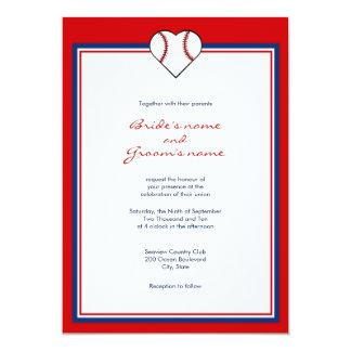 Baseball Theme Invitations Announcements Zazzle