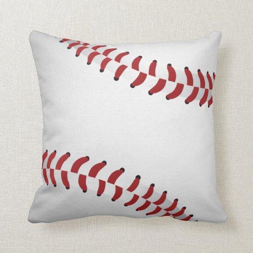 Throw Pillow Zazzle : baseball throw pillow Zazzle