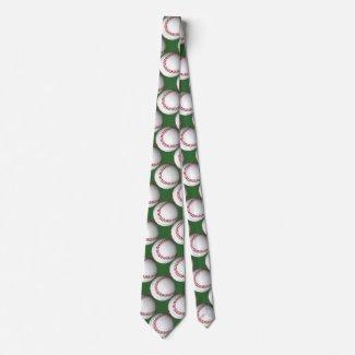 Baseball Tie