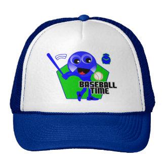 Baseball Time Trucker Hat