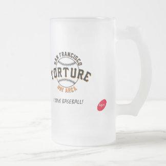 Baseball Torture Club Drinking Mug 19