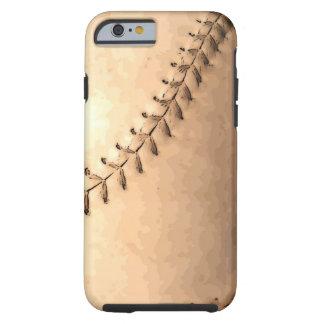 Baseball Tough iPhone 6 Case