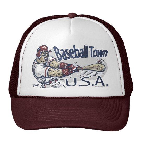 Baseball Town USA Hat