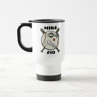 Baseball Travel Mug