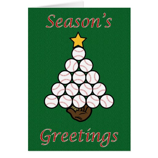 Baseball christmas cards baseball christmas card templates postage