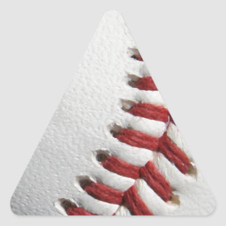 Baseball Triangle Sticker