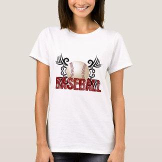 Baseball Tribal T-Shirt