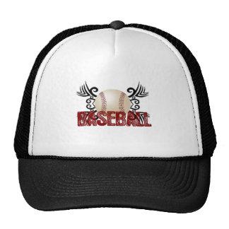 Baseball Tribal Trucker Hat
