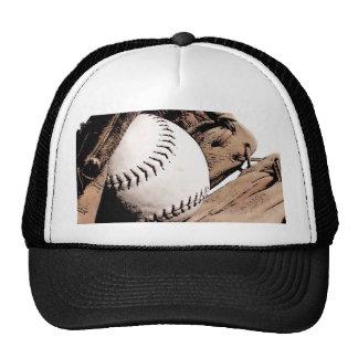 Baseball Trucker Hat