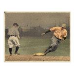 Baseball Vintage Style Postcard