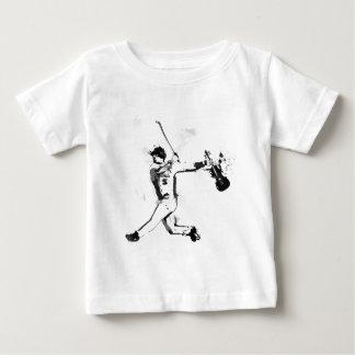 Baseball Violinist Baby T-Shirt