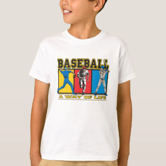 Baseball Way of Life T-Shirt