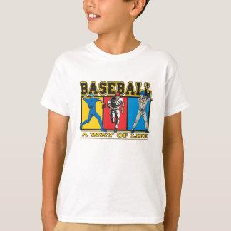 Baseball Way of Life T-Shirt