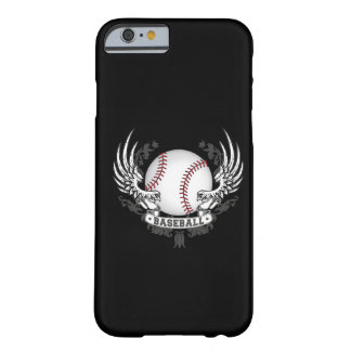 Baseball Wings Barely There iPhone 6 Case