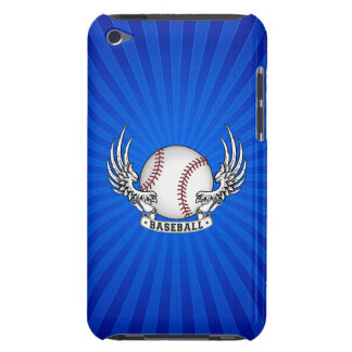 Baseball Wings Barely There iPod Case