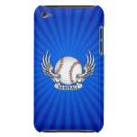 Baseball Wings Case-Mate iPod Touch Case