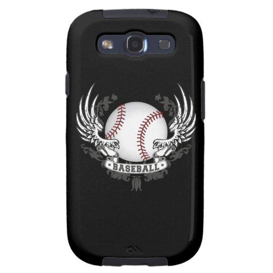 Baseball Wings Samsung Galaxy S3 Cover