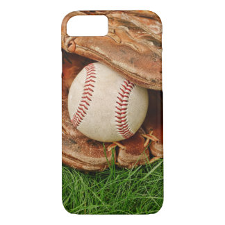 Baseball with an Old Mitt iPhone 8/7 Case