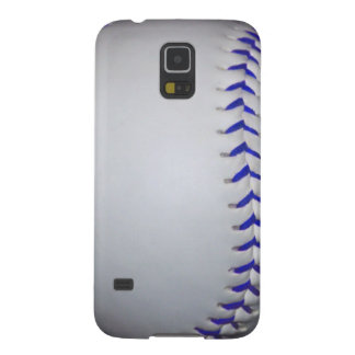 Baseball With Blue Stitches Galaxy S5 Case