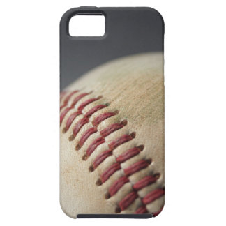 Baseball with impact mark iPhone 5 cover