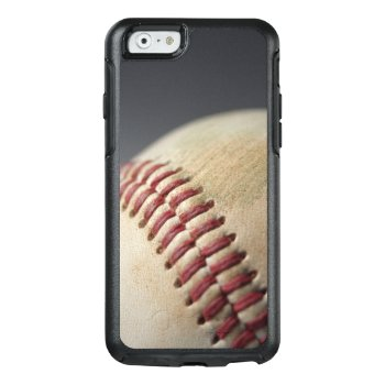 Baseball With Impact Mark. Otterbox Iphone 6/6s Case by prophoto at Zazzle